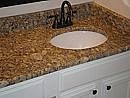 Close up of Granite C-T and Sink-sm